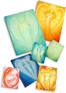personalised angel art commissions