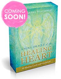 angel oracle cards spiritual design