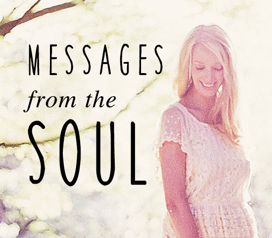 spiritual soul messages